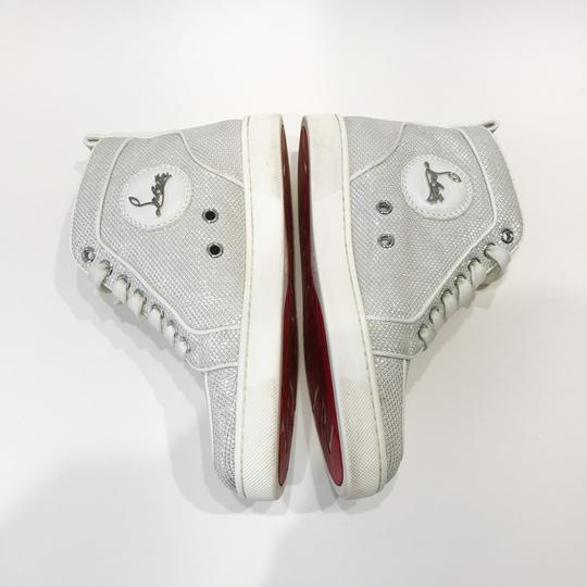 Christian Louboutin White Athletic Image 2