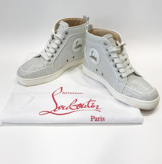 Christian Louboutin White Athletic Image 5