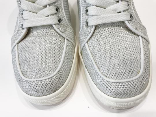 Christian Louboutin White Athletic Image 6