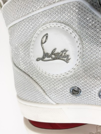 Christian Louboutin White Athletic Image 8