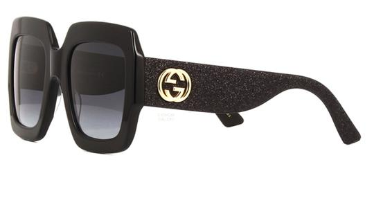Gucci LARGE Thick Style GG 0102S 001