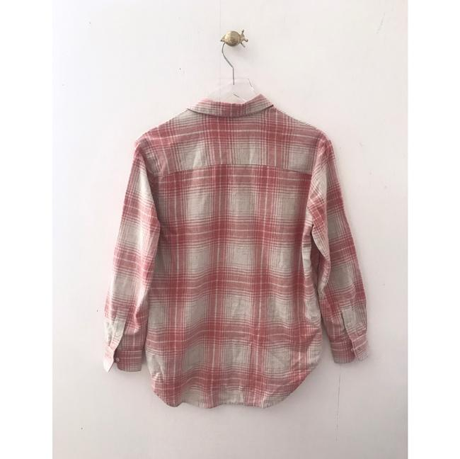 Madewell Button Down Shirt pink Image 2