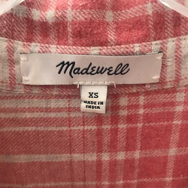 Madewell Button Down Shirt pink Image 4