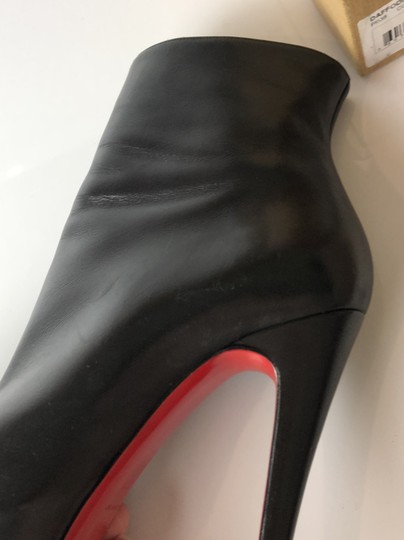 Christian Louboutin black Boots Image 3
