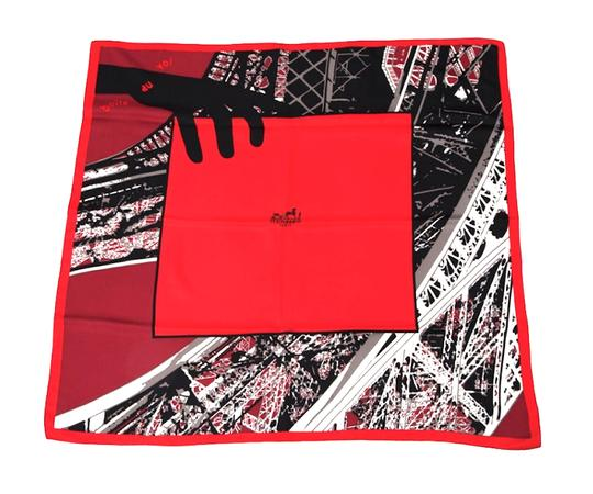 Preload https://img-static.tradesy.com/item/26149587/hermes-rouge-bordeaux-super-rare-silk-boite-au-vol-scarfwrap-0-0-540-540.jpg