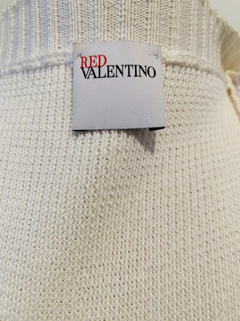 RED Valentino Knit Multicolor Bow Musthave Dress Image 2