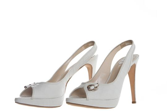 Dior White Pumps Image 2