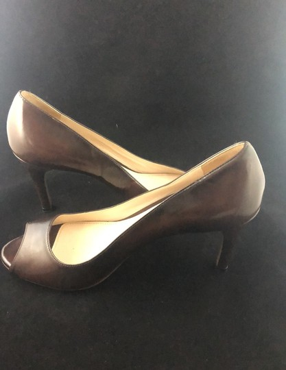 Prada Brown Pumps Image 1