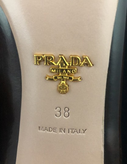Prada Brown Pumps Image 4