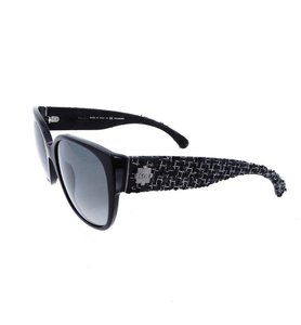 Chanel CH 5237 c.501/T3 Tweed Collection Sunglasses 56mm