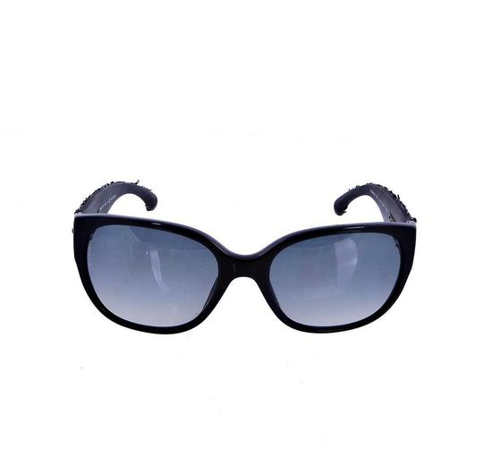 Chanel CH 5237 c.501/T3 Tweed Collection Sunglasses 56mm Image 2
