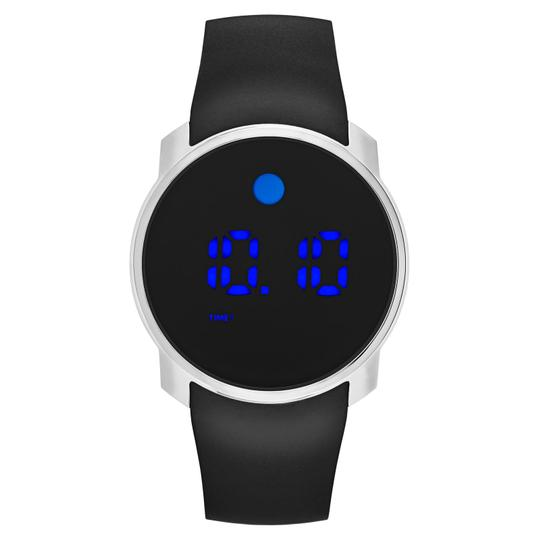Preload https://img-static.tradesy.com/item/26149625/movado-blacksilver-3600146-men-s-bold-touch-watch-0-0-540-540.jpg