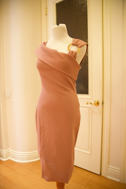 Haney Stretchy Fitted Dress Image 4