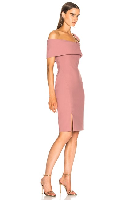 Haney Stretchy Fitted Dress Image 5