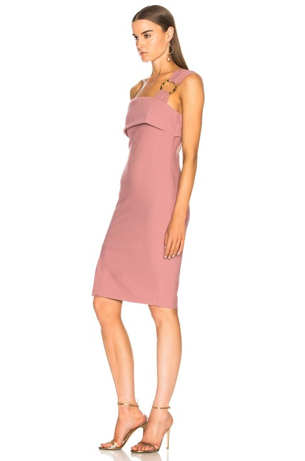 Haney Stretchy Fitted Dress Image 6