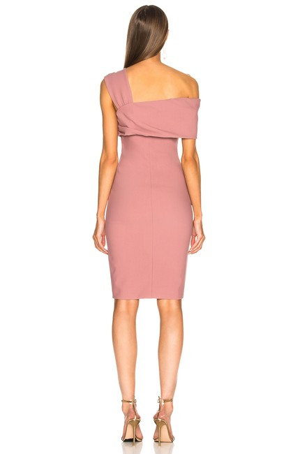 Haney Stretchy Fitted Dress Image 7