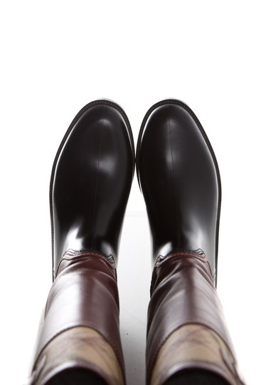 Burberry Black Boots Image 1