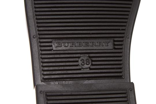 Burberry Black Boots Image 5