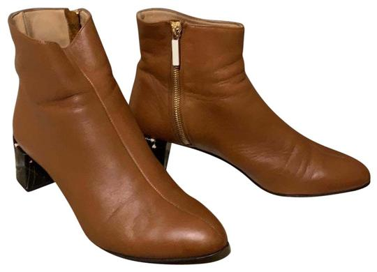 Dear Frances brown, walnut Boots Image 0
