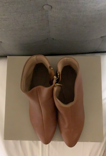 Dear Frances brown, walnut Boots Image 3