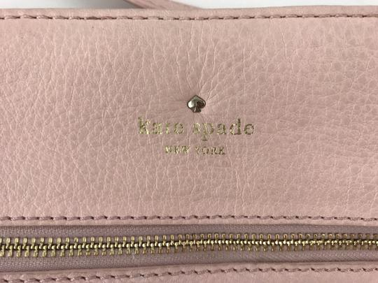 Kate Spade Leather Messenger Cross Body Bag Image 10