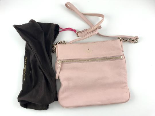 Kate Spade Leather Messenger Cross Body Bag Image 2