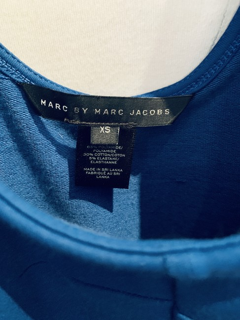 Marc by Marc Jacobs Sleeveless Mini Summer Must Have Cool Dress Image 3