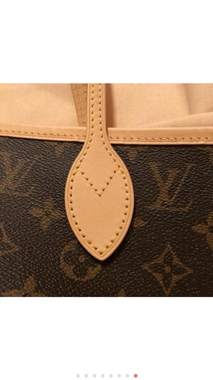 Louis Vuitton Neverfull Luxury Monogram Limited Edition European Tote in brown Image 1