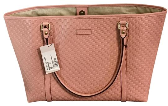Preload https://img-static.tradesy.com/item/26149716/gucci-new-with-tags-style-microguccissima-softmaragaux-c-violet-roseate-pink-leather-tote-0-1-540-540.jpg
