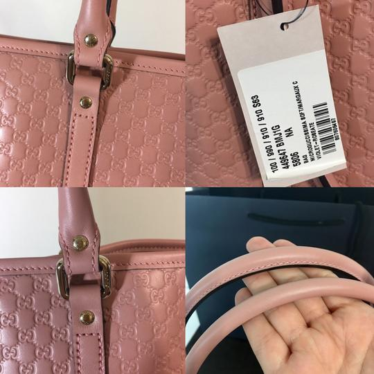 Gucci Tote in pink Image 10