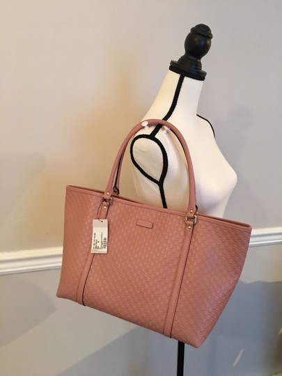 Gucci Tote in pink Image 6