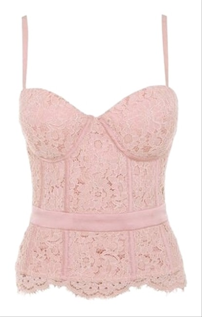 Preload https://img-static.tradesy.com/item/26149732/house-of-cb-pink-lace-strapless-corset-tank-topcami-size-4-s-0-1-650-650.jpg