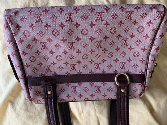 Louis Vuitton Satchel in Bordeaux Image 2