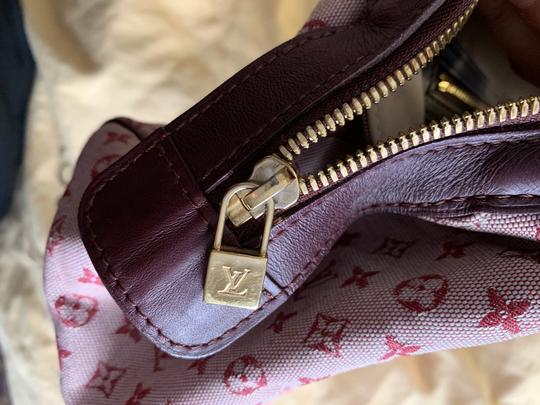 Louis Vuitton Satchel in Bordeaux Image 4