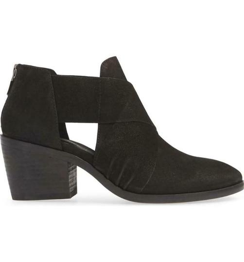 Eileen Fisher Black Boots Image 1