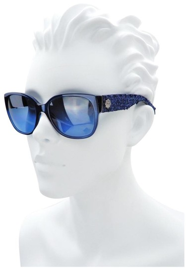 Preload https://img-static.tradesy.com/item/26149787/chanel-blue-ch-5237-c13904c-tweed-collection-56mm-sunglasses-0-0-540-540.jpg