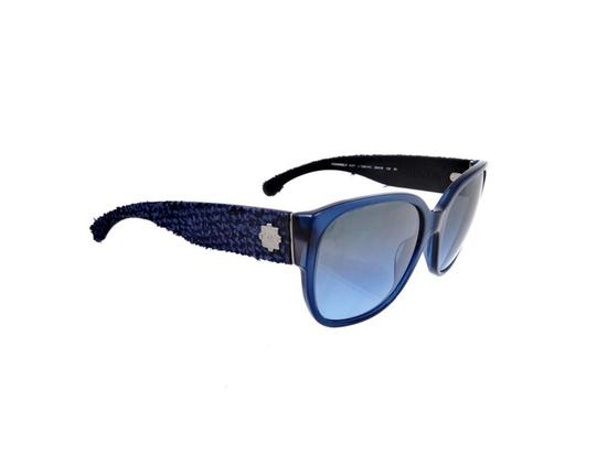Chanel CH 5237 c.1390/4C Tweed Collection Sunglasses 56mm Image 6