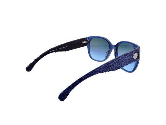 Chanel CH 5237 c.1390/4C Tweed Collection Sunglasses 56mm Image 8