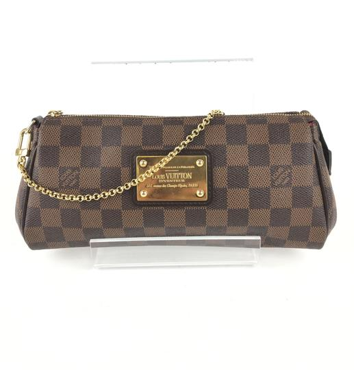 Preload https://img-static.tradesy.com/item/26149798/louis-vuitton-eva-damier-brown-canvas-clutch-0-0-540-540.jpg