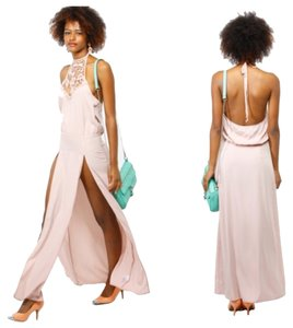 Blush Rose Maxi Dress by Solemio