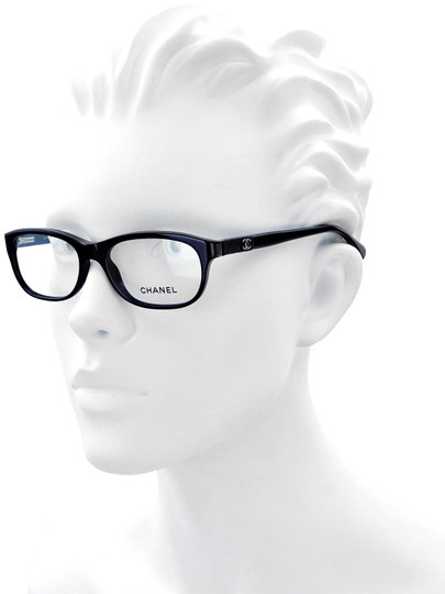 Preload https://img-static.tradesy.com/item/26149827/chanel-black-ch-3236-q-c501-quilted-eyeglasses-rx-frames-51mm-51-16-135-0-1-540-540.jpg