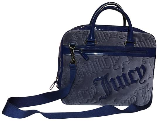 Preload https://img-static.tradesy.com/item/26149848/juicy-couture-messenger-bag-navy-blue-velvet-satchel-0-1-540-540.jpg