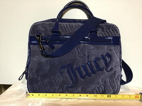 Juicy Couture Satchel in navy blue Image 1