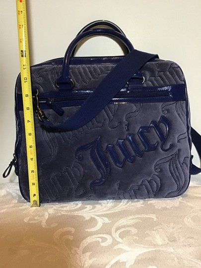 Juicy Couture Satchel in navy blue Image 2