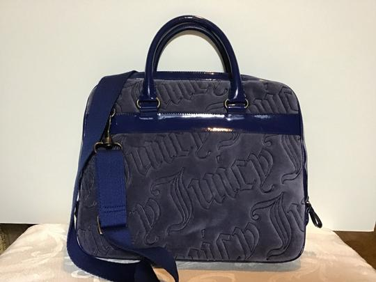 Juicy Couture Satchel in navy blue Image 4
