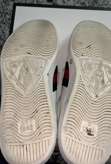 Gucci White Athletic Image 7