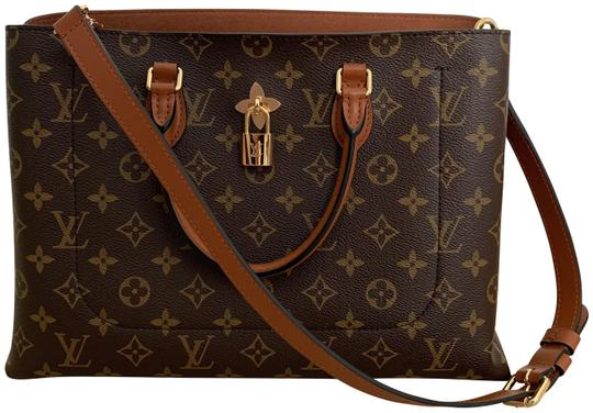Preload https://img-static.tradesy.com/item/26149876/louis-vuitton-flower-leather-caramel-monogram-coated-canvas-tote-0-1-540-540.jpg