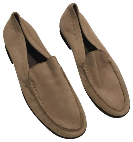 Preload https://img-static.tradesy.com/item/26149887/bally-beige-suede-flats-size-us-8-regular-m-b-0-1-540-540.jpg