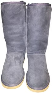 UGG Australia Tall Classic Navy Blue Boots