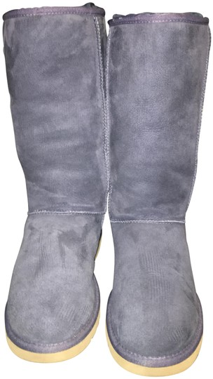 UGG Australia Tall Classic Navy Blue Boots Image 0